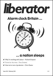 alarm clock britain nick clegg